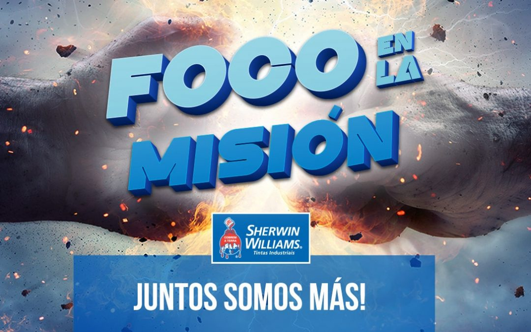 Sherwin-Williams Foco en la Misión